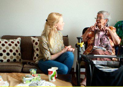arte RE: Meine 92-jährige Mitbewohnerin