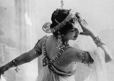 Mata Hari – Exotik und Erotik